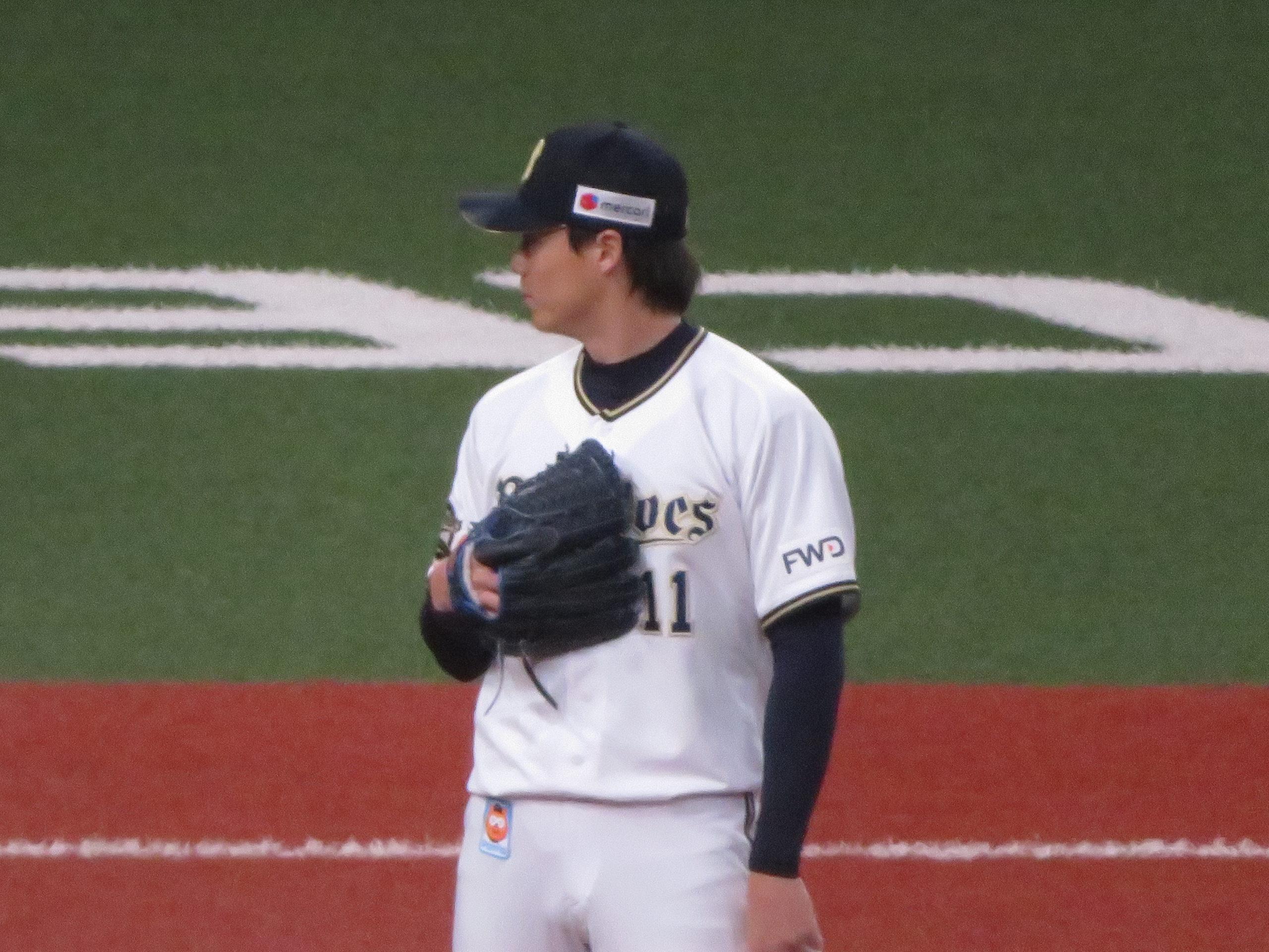 オリックス・バファローズ対北海道日本ハムファイターズ2021-04-10