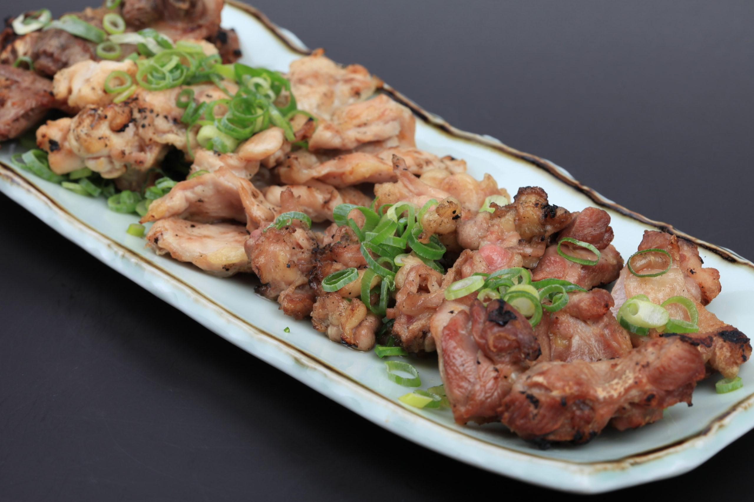 焼き鳥 鶏肉